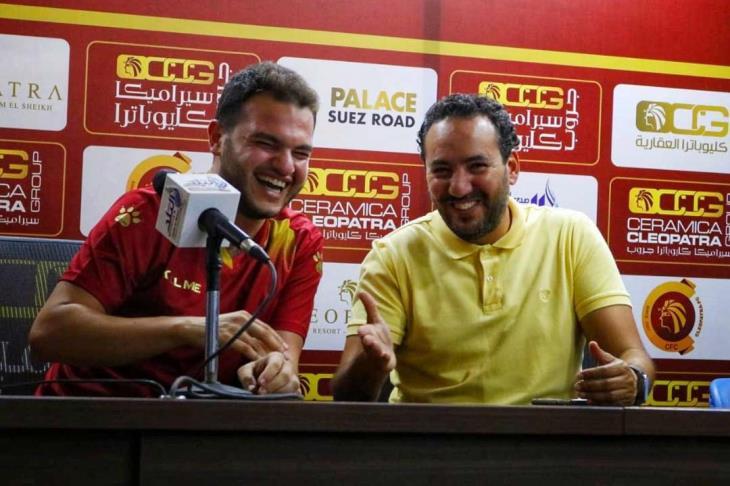 """مدرب سيراميكا كليوباترا: انضمام عامر وريان إضافة للمنتخب.. و""""بلبل"""" سيكون أفضل اللاعبين في مصر"""