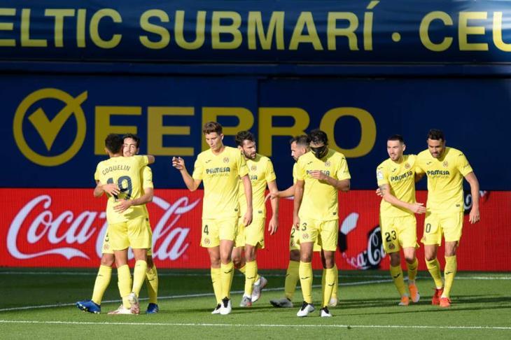 فياريال يقترب من نصف نهائي الدوري الأوروبي بفوز خارج القواعد