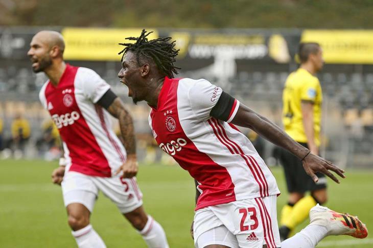 """""""نعم ما تقرأه صحيحا"""".. أياكس يكتسح فينلو 13-0 في الدوري الهولندي (فيديو)"""