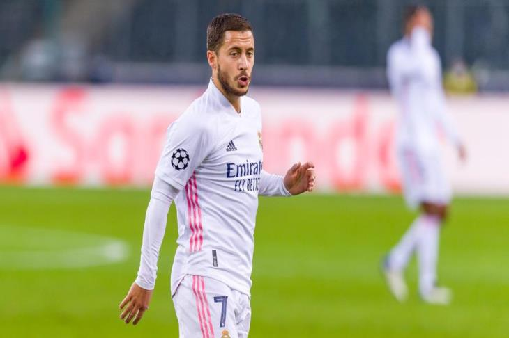 هازارد: لم أفكر في الرحيل عن ريال مدريد.. ولن أكون خليفة لرونالدو