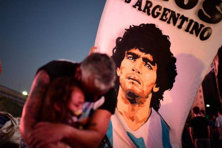 """رسميا.. تغيير اسم ستاد نابولي إلى """"دييجو أرماندو مارادونا"""""""