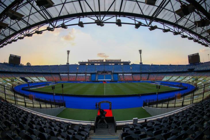 7 استادات مصرية.. كاف يعتمد ملاعب تصفيات كأس العالم 2022