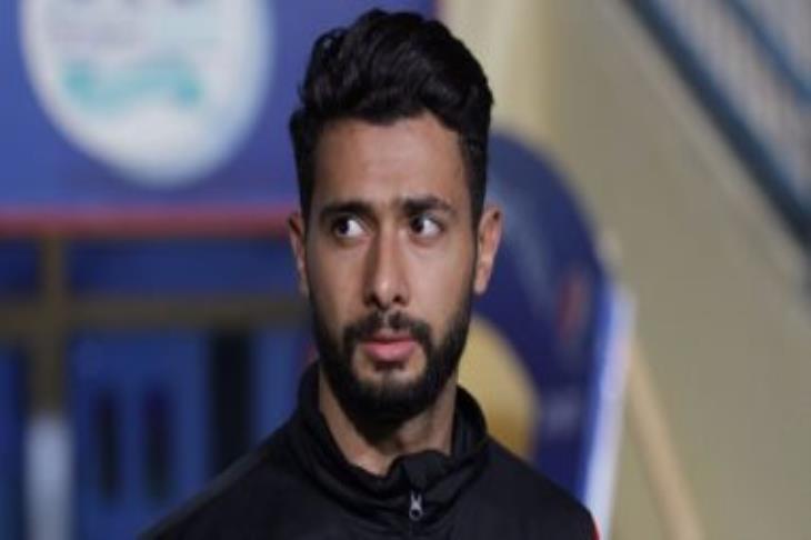 أحمد عادل عبدالمنعم يعلن إصابته بفيروس كورونا