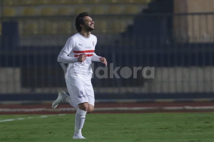 """""""نسيان ما حدث"""".. كواليس جلسة جهاز الزمالك مع محمود علاء بعد القمة"""