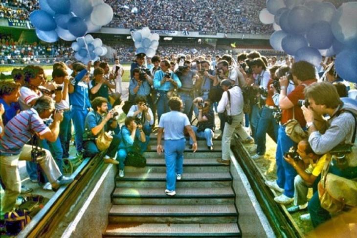 """هنا صنع دييجو المستحيل.. الأسطورة التي حولت سان باولو إلى """"ستاد مارادونا"""""""