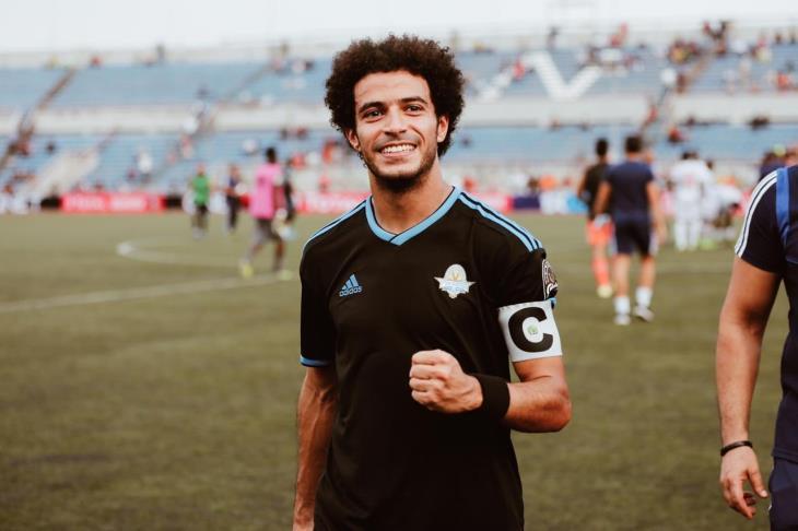 عمر جابر: بيراميدز استحق الفوز على المصري