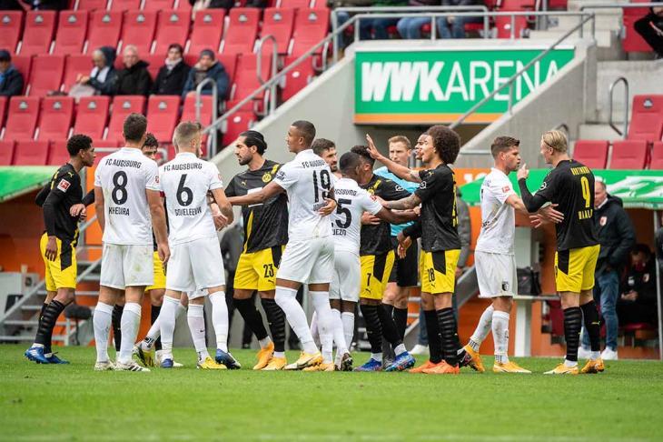 دورتموند يتعادل مع هوفنهايم.. وليفركوزن يتعثر أمام ماينز في الدوري الألماني