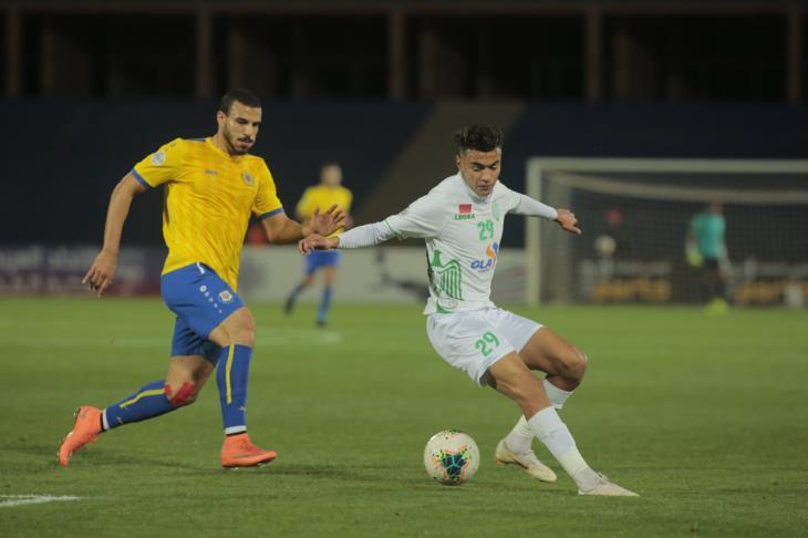 الدفاع لا يكفي.. الإسماعيلي يمنح الرجاء تذكرة النهائي العربي بخسارة مريرة