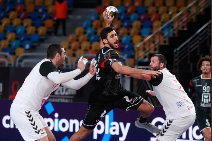 مصر تكتسح مقدونيا الشمالية وتتأهل للدور الرئيسي بمونديال اليد