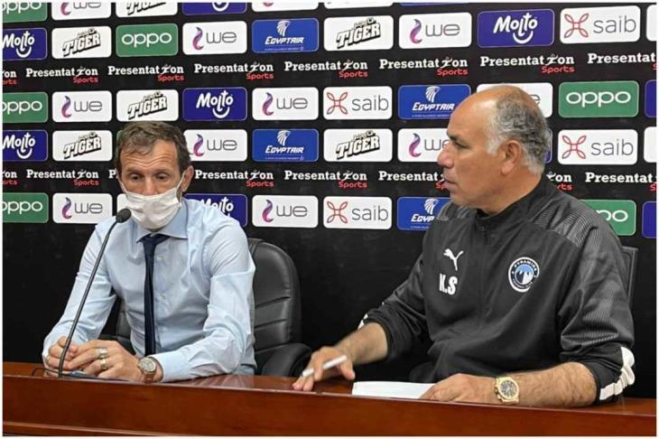 مدرب بيراميدز: النتيجة أمام الأهلي عادلة.. والمنافسة على الدوري لا تزال قائمة