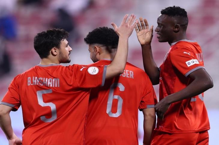 6-0.. الدحيل يستعد لبطل إفريقيا بسداسية في الأهلي القطري بالكأس (فيديو)
