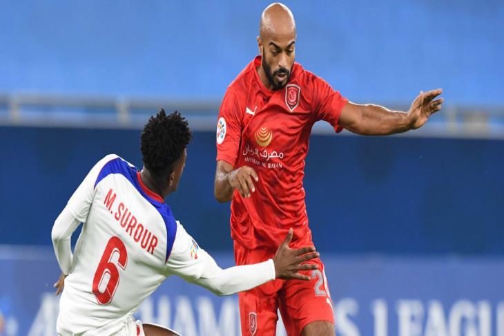 لاعب الدحيل: بدون شك الأهلي أعظم فرق إفريقيا ونادي القرن لكننا نواجه 11 لاعبًا