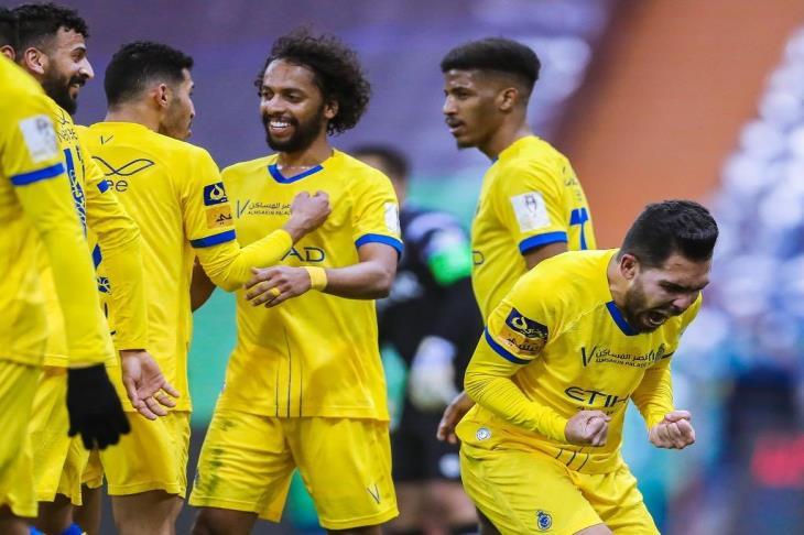 النصر يهزم الهلال بثلاثية ويتوج بلقب كأس السوبر السعودي