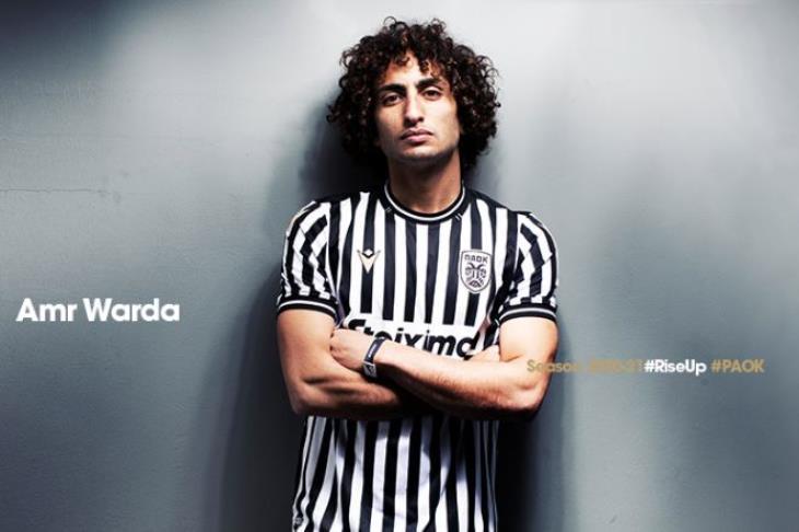 بالفيديو.. باوك يُعلن عودة عمرو وردة إلى صفوفه حتى 2022
