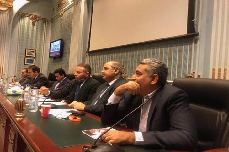 مجاهد في البرلمان لمناقشة المخالفات المالية والإدارية لاتحاد الكرة
