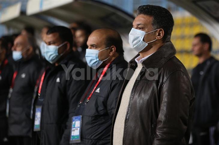 تهديد وانتقاد.. إيهاب جلال يُهاجم لاعبي المقاصة رغم الفوز