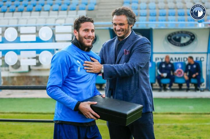 """الأهلي عن إمكانية عودة رمضان صبحي: """"لم نعتاد الرد على أي لاعب غير موجود في الفريق"""""""