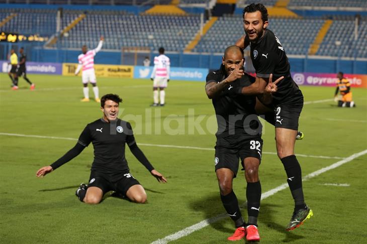 بيراميدز يخطف فوزًا من المصري ويزاحمه على المربع الذهبي للدوري (فيديو)