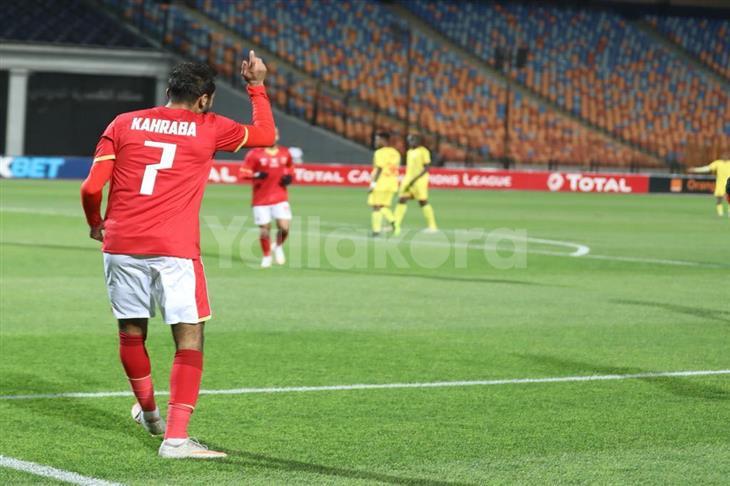 مصدر ليلا كورة: مباراة النصر قد تشهد عودة كهربا لقائمة الأهلي.. وناصر يتدرب منفردا