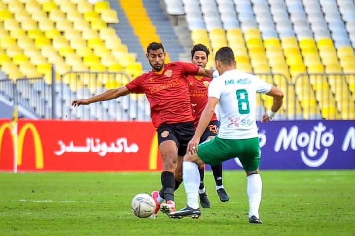 ريان يقود سيراميكا لتعادل مثير أمام المصري في الدوري