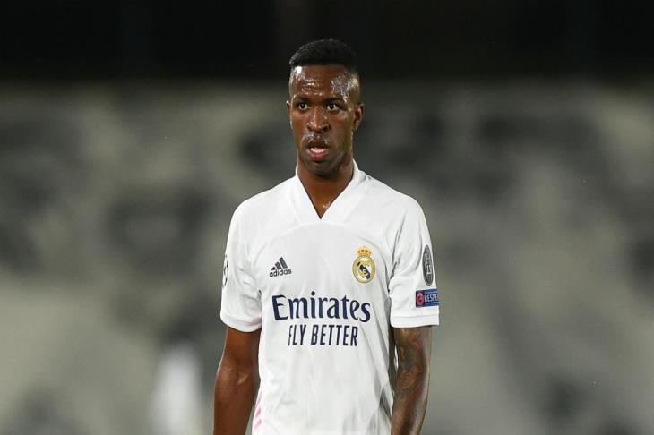 يتفوق عليه 3 لاعبين.. فينيسيوس يخوض مباراته الـ100 مع ريال مدريد