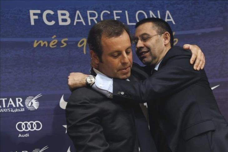 """بين فساد بارتوميو وتبرئة روسيل.. """"لو لم أكن رئيساً لبرشلونة لم أكن لأُسجن"""""""