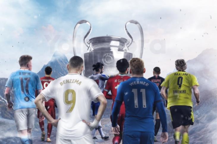 قرعة دوري أبطال أوروبا.. صلاح يواجه ريال مدريد بين صدامات نارية