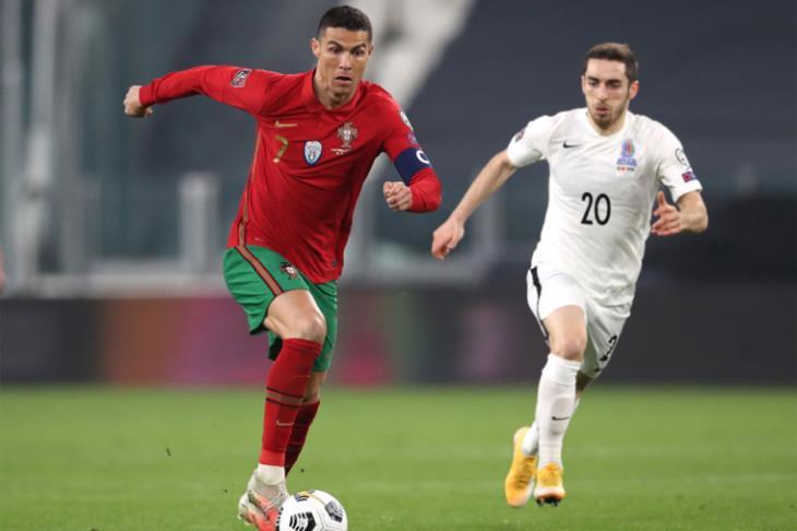 البرتغال تهزم أذربيجان في افتتاح مسيرتها بتصفيات المونديال