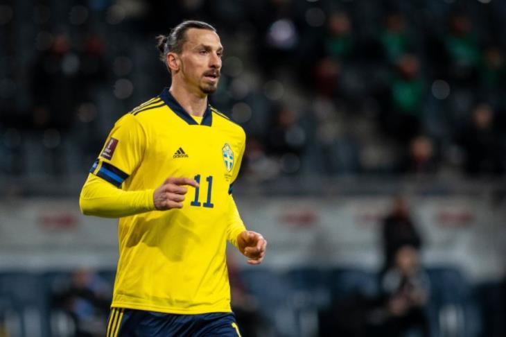 عودة ملكية لإبراهيموفيتش خلال فوز السويد على جورجيا