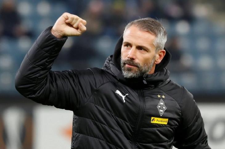 مدرب مونشنجلادباخ يعترف بصعوبة وضعه بعد إعلان انتقاله لتدريب دورتموند