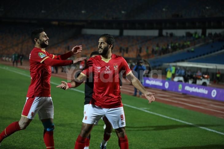 تشكيل الأهلي.. مروان محسن يقود الهجوم أمام الاتحاد
