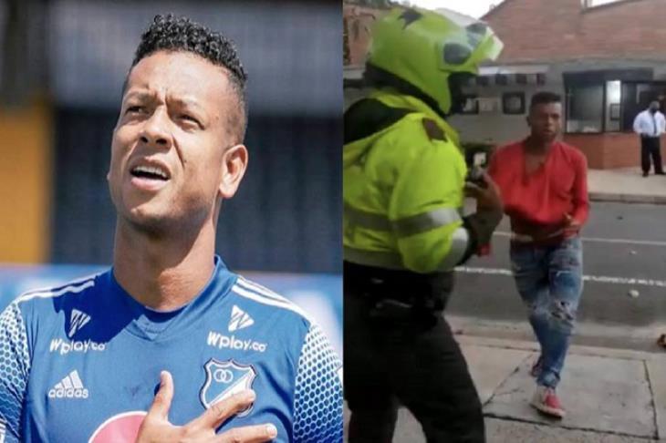 """""""تسليم أهالي"""".. الشرطة تقبض على لاعب إنتر السابق بسبب عراك أسري"""