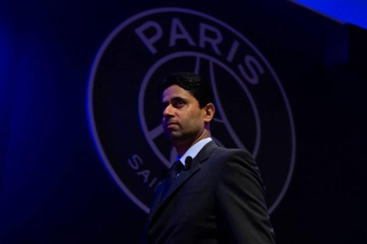 ناصر الخليفي يعلق على احتمالات تعاقد باريس سان جيرمان مع رونالدو