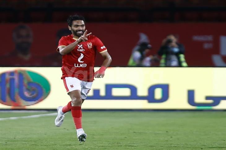 بهدفه أمام إنبي.. الشحات يسجل تاسع أسرع هدف في تاريخ الدوري
