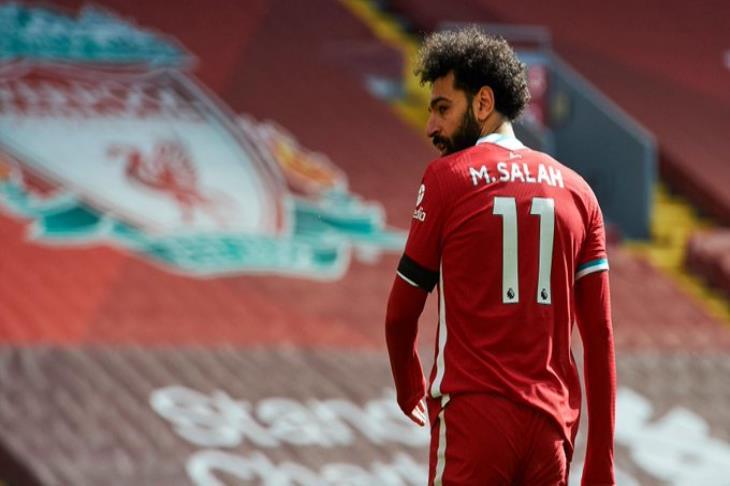 صلاح: لا يوجد محادثات من ليفربول بشأن تجديد عقدي