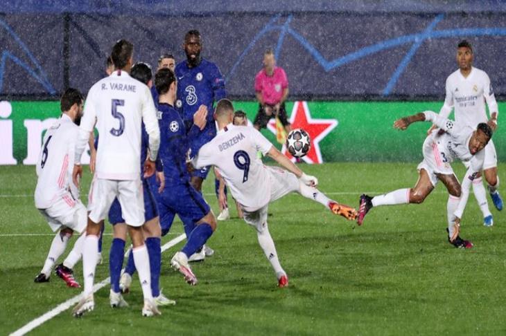 نصف نهائي الأبطال.. التشكيل المتوقع لمعركة تشيلسي وريال مدريد