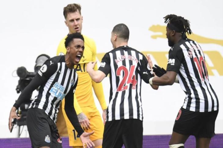 توتنهام يسقط في فخ التعادل أمام نيوكاسل في الدوري الإنجليزي (فيديو)
