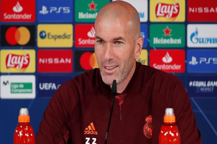 زيدان: مباراة ليفربول تتطلب منا الكثير.. ولا أعلم إذا كان كلوب مناسباً لريال مدريد