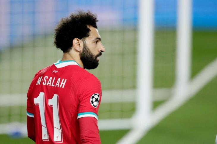 تقارير: صلاح قلق بشأن مستقبله مع ليفربول