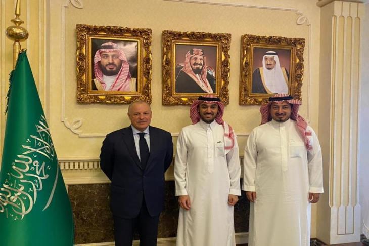 """""""166 صوتاً مؤيداً"""".. أبوريدة يشيد بمقترح السعودية بإقامة المونديال كل عامين"""