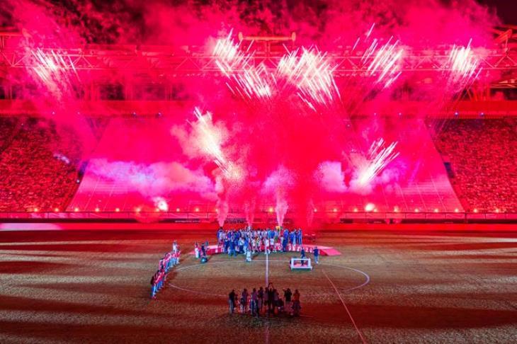 في ليلة تتويج أولمبياكوس بالـ46.. كوكا ينتصر على وردة في الدوري اليوناني (فيديو)