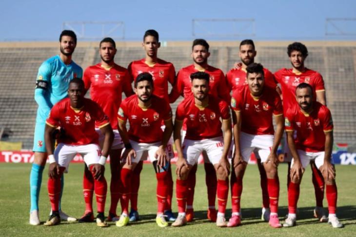 الأهلي يعلن سلبية مسحة اللاعبين قبل السفر إلى تونس