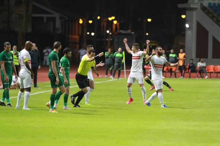 مدرب المصري: لا نميل للدفاع.. ودفعنا الضريبه أمام الزمالك