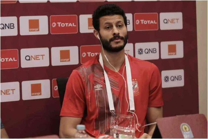 الشناوي: نلعب من أجل الفوز في رادس.. وموسيماني مدرب كبير