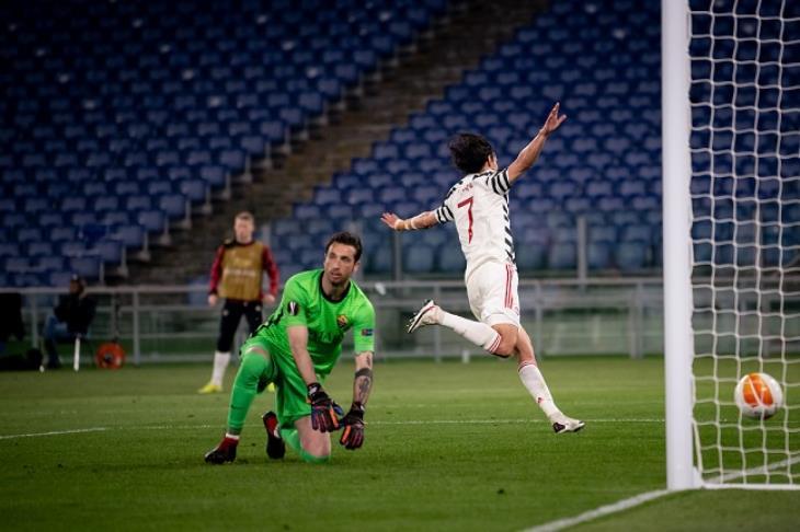 رغم الخسارة في روما.. يونايتد إلى نهائي الدوري الأوروبي