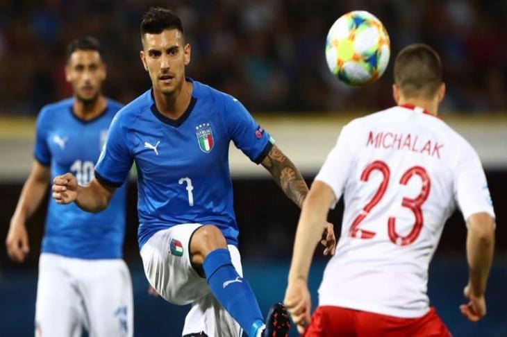 رسميا.. خروج بيليجريني من قائمة إيطاليا في يورو