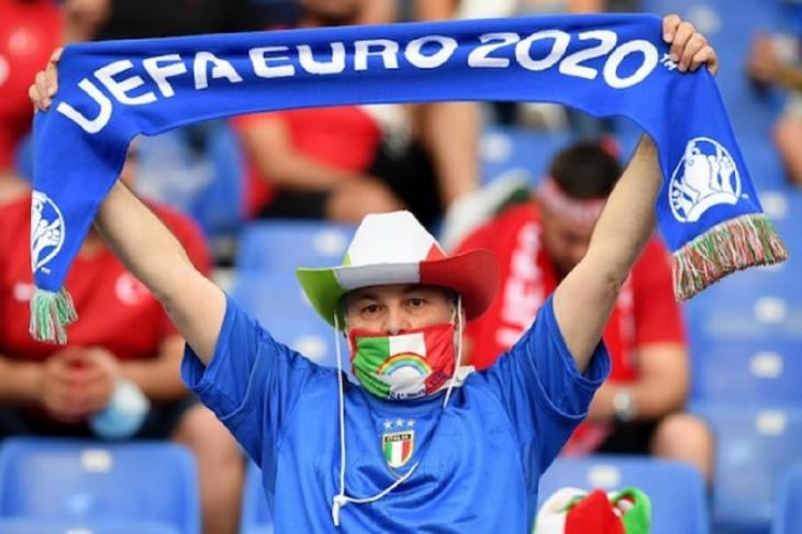 10 لقطات خطفت الأنظار في يورو 2020 (فيديو وصور)
