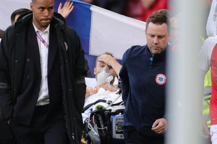 طبيب الدنمارك يروي.. كواليس انهيار إريكسن وإفاقته في مواجهة فنلندا