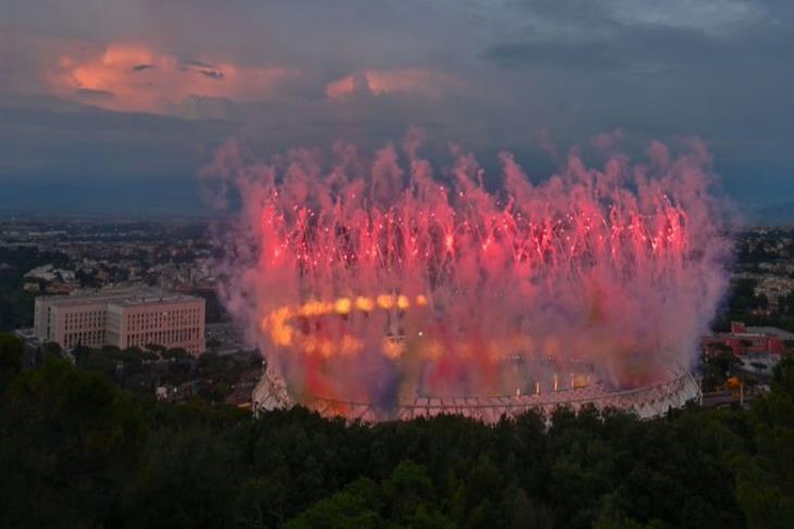 """افتتاحية """"يورو 2020"""".. لمحة عن الرياضة بعد كورونا (تقرير)"""