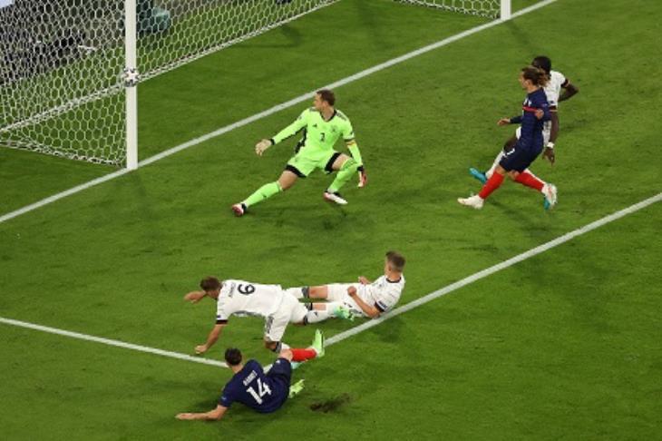 يويفا يبدي دهشته من إلغاء ألمانيا لتدريبها في ويمبلي قبل لقاء إنجلترا